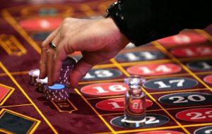casino en ligne à partir d'un simple clic sur une télécommande de télévision